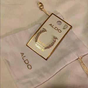14K Gold Plated Ear Cuffs